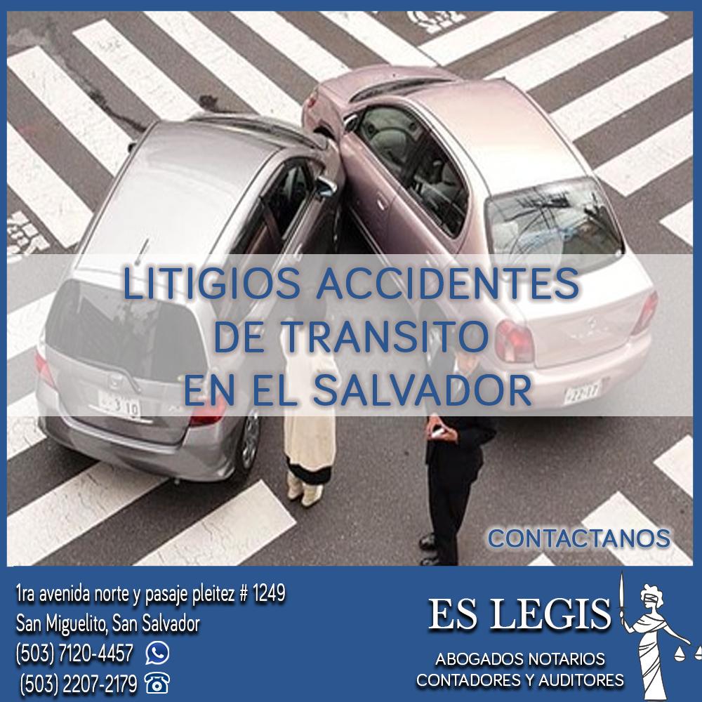 gios en Accidentes de transito en El Salvador, Abogados de El Salvador