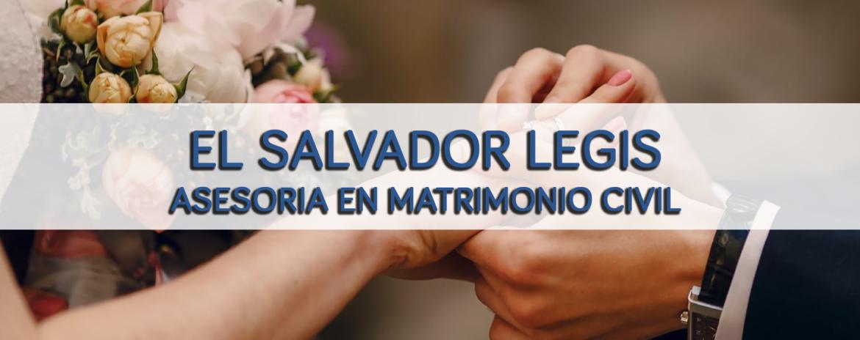 ESLEGIS MATRIMONIO